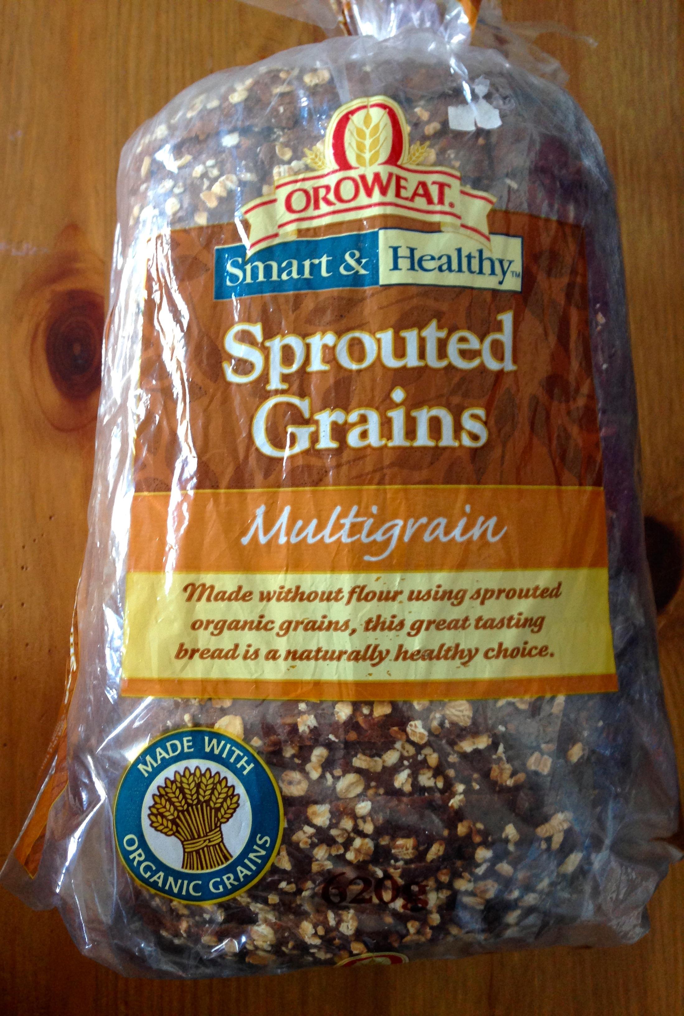 Whole grain list, list of whole grains.
